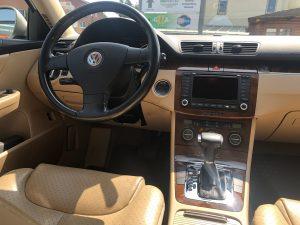 VW Passat Ansicht Innenraum