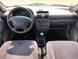 Innenraum Opel Corsa